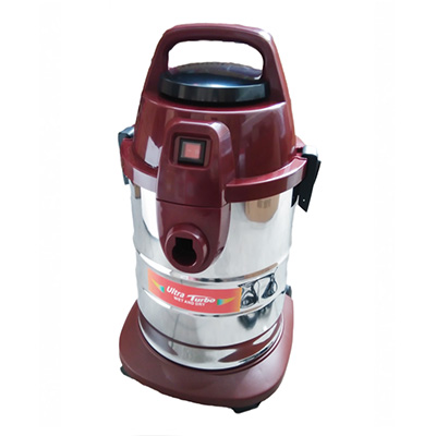 Vacuum cleaner for wet and dry